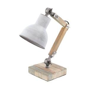 Настольная лампа — 33007 — EGLO — E27, 1X40W