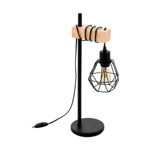 Настольная лампа — 43136 — EGLO — E27, 1X60W