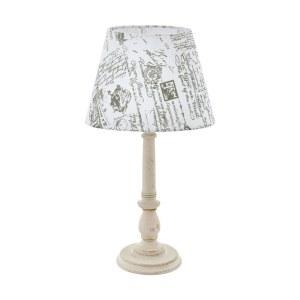 Настольная лампа — 43242 — EGLO — E14, 1X40W