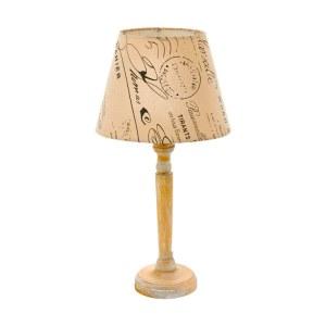Настольная лампа — 43243 — EGLO — E14, 1X40W