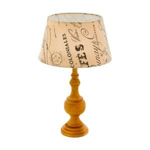 Настольная лампа — 43244 — EGLO — E14, 1X40W