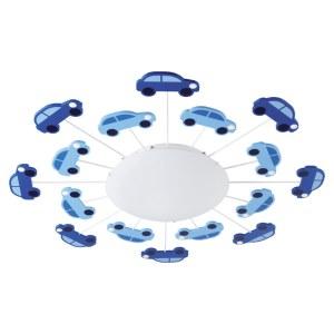 Настенно-потолочный светильник — 92146 — EGLO — E27, 1X60W