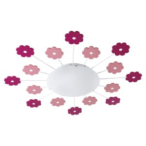 Настенно-потолочный светильник — 92147 — EGLO — E27, 1X60W