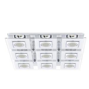 Настенно-потолочный светильник — 92877 — EGLO — GU10, 9X3W