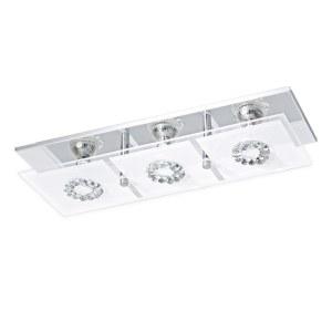 Настенно-потолочный светильник — 93782 — EGLO — GU10, 3X3W