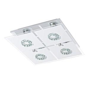 Настенно-потолочный светильник — 93783 — EGLO — GU10, 4X3W