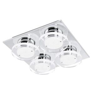 Настенно-потолочный светильник — 94486 — EGLO — LED, 4X4,5W