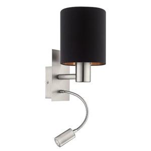 Бра — 96483 — EGLO — E27 LED, 1X40W 1X3,5W