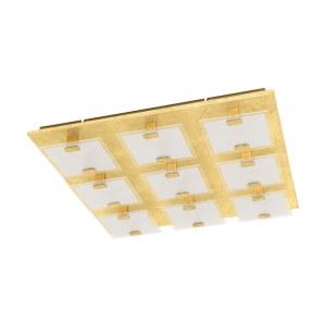 Настенно-потолочный светильник — 97729 — EGLO — LED, 9X2,5W