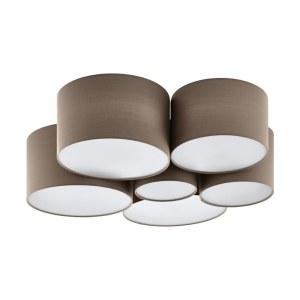 Настенно-потолочный светильник — 98409 — EGLO — E27, 6X40W