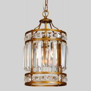 Фото 2 Подвесной светильник 1085-1P в стиле модерн