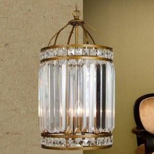 Фото 1 Подвесной светильник 1085-3P в стиле модерн