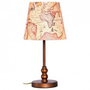 Фото 1 Настольная лампа декоративная 1122-1T в стиле классический