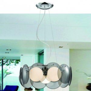 Фото 2 Подвесной светильник 1131-3P в стиле модерн