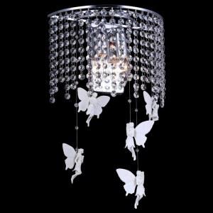 Фото 1 Накладной светильник 1165-2W в стиле флористика