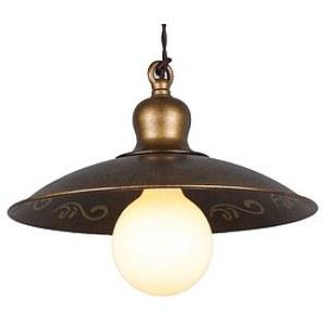 Фото 1 Подвесной светильник 1214-1P в стиле классический