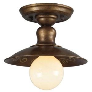 Фото 1 Накладной светильник 1214-1U в стиле классический