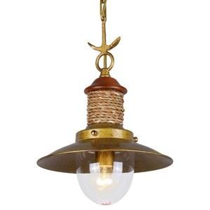 Фото 1 Подвесной светильник 1216-1P в стиле классический