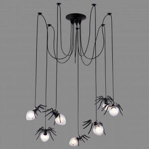 Фото 1 Подвесной светильник 1308/04 SP-7 в стиле модерн