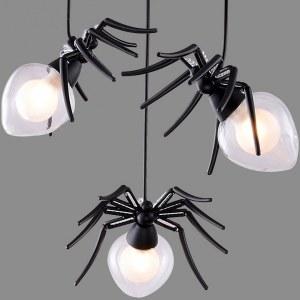Детальное фото 2 Подвесной светильник 1308/04 SP-7 в стиле модерн