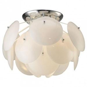Фото 1 Накладной светильник 1309-7U в стиле флористика