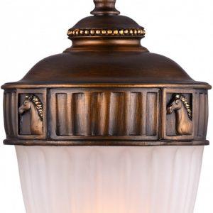 Фото 2 Наземный низкий светильник 1335-1T в стиле классический