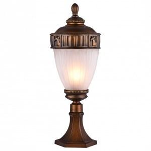 Фото 1 Наземный низкий светильник 1335-1T в стиле классический