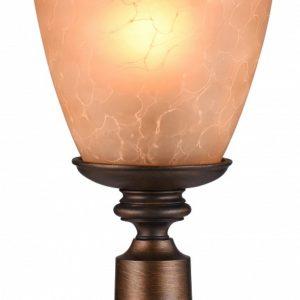 Фото 2 Наземный низкий светильник 1336-1T в стиле классический