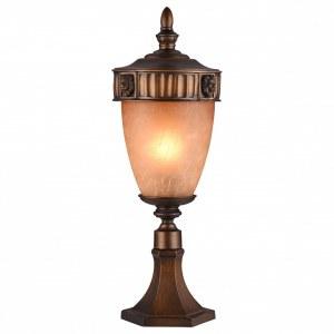 Фото 1 Наземный низкий светильник 1336-1T в стиле классический
