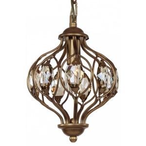 Фото 1 Подвесной светильник 1382-1P в стиле модерн