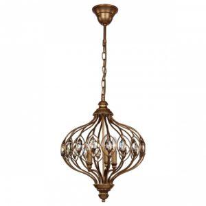 Фото 2 Подвесной светильник 1382-3P в стиле модерн
