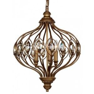 Фото 1 Подвесной светильник 1382-3P в стиле модерн