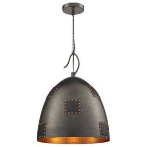 Фото 2 Подвесной светильник 1510-3P в стиле модерн