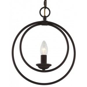 Фото 1 Подвесной светильник 1520-1P в стиле модерн
