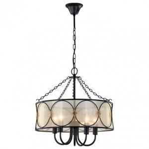 Фото 2 Подвесной светильник 1579-5PC в стиле модерн