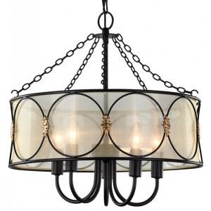 Фото 1 Подвесной светильник 1579-5PC в стиле модерн