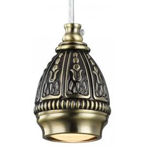 Фото 1 Подвесной светильник 1584-1P в стиле классический