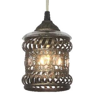 Фото 1 Подвесной светильник 1621-1P в стиле модерн