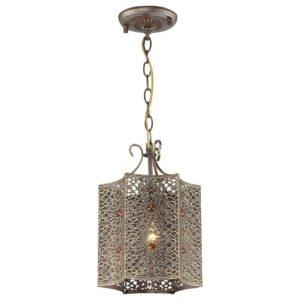 Фото 2 Подвесной светильник 1624-1P в стиле модерн