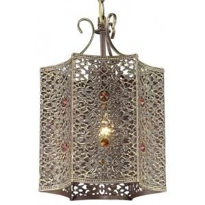 Фото 1 Подвесной светильник 1624-1P в стиле модерн