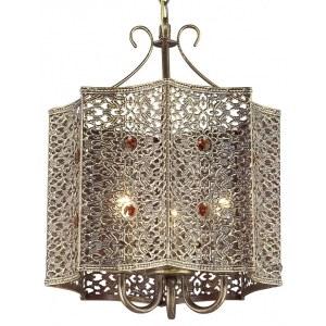 Фото 1 Подвесной светильник 1624-3P в стиле модерн