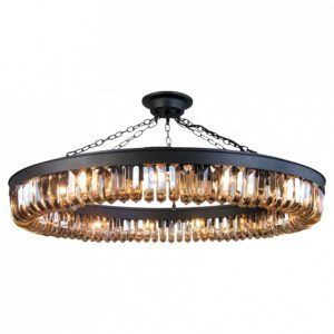 Фото 2 Подвесной светильник 1657-15P в стиле модерн