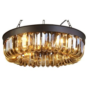 Фото 1 Подвесной светильник 1657-6P в стиле модерн