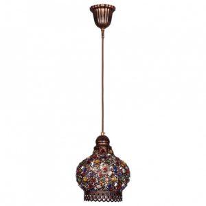 Фото 2 Подвесной светильник 1666-1P в стиле модерн