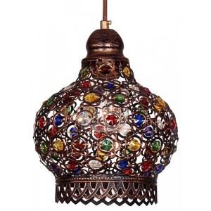 Фото 1 Подвесной светильник 1666-1P в стиле модерн