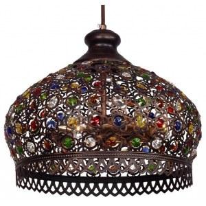 Фото 1 Подвесной светильник 1666-3P в стиле модерн