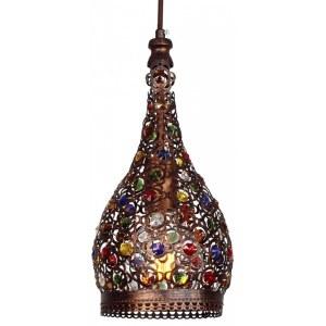 Фото 1 Подвесной светильник 1668-1P в стиле модерн