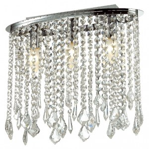 Фото 1 Накладной светильник 1692-3C в стиле модерн