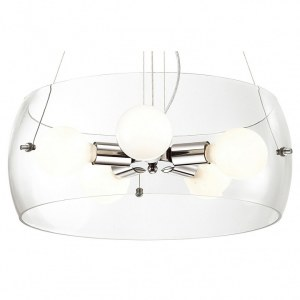 Фото 1 Подвесной светильник 1693-5P в стиле модерн