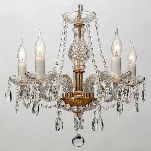 Фото 1 Подвесная люстра 1735-5P в стиле классический
